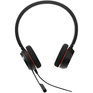 8e2d76ce0f6 Jabra EVOLVE 20 headset with quality microphone